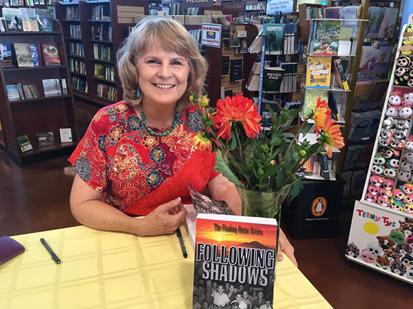 Book Launch - Following Shadows by Janneke Jobsis Brown