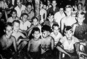 Ambarawa 7, boy survivors